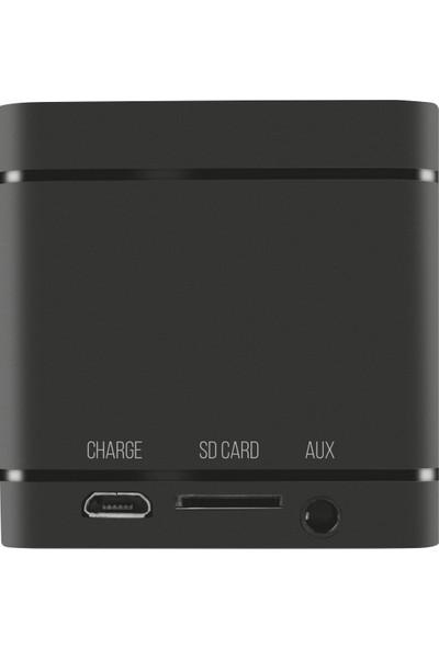 Trust KUBO 210129925 Wireless Speaker Siyah