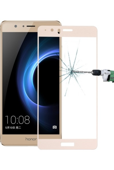 Ally Akıllıphone Huawei Honor V8 Full Kaplama Ekran Koruyucu