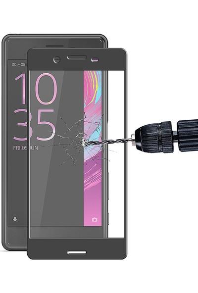 Ally Akıllıphone Sony Xperia X Performance Full Kaplama Ekran Koruyucu