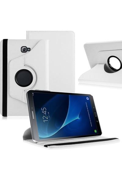 Ally Akıllıphone Galaxy Tab A 10.1 (2016) T580, T585 360 Derece Döner Standlı Kılıf
