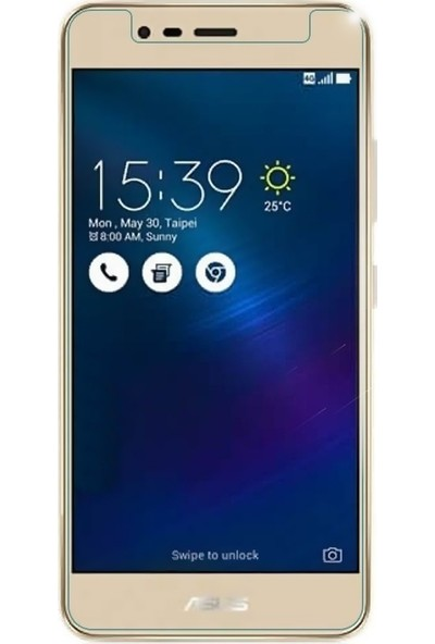 KılıfShop Asus Zenfone 3 Max ZC520TL Ekran Koruyucu