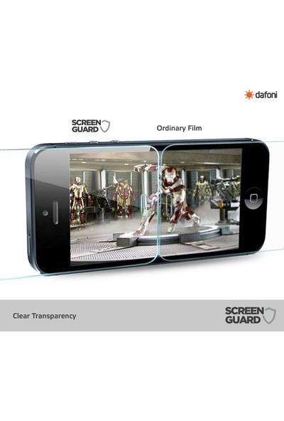 Dafoni Sony Xperia XZ Premium Tempered Glass Premium Cam Ekran Koruyucu