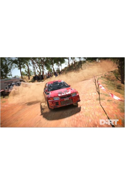 Dirt 4 Day One Edition PS4 Oyun