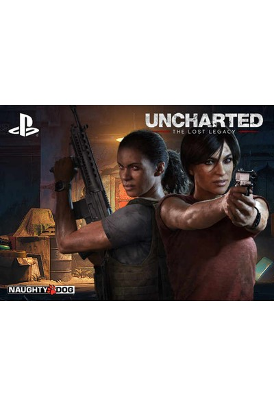 Uncharted The Lost Legacy PS4 Oyun