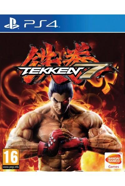 Tekken 7 PS4 Oyun