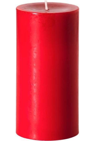 Mum Boyası Kırmızı