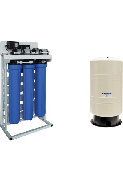 su arıtma cihazı İşyeri Tipi Su Arıtma Cihazı Sm-C600