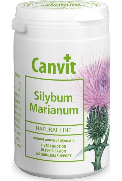 Canvit Silybum Marianum - Köpekler Ve Kediler İçin Karaciğer Fonksiyonu Destekleyici 150Gr