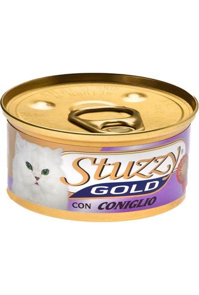 Schesir Stuzzy Gold Tavşan E İ Ezme Kedi Konservesi 85 Gr