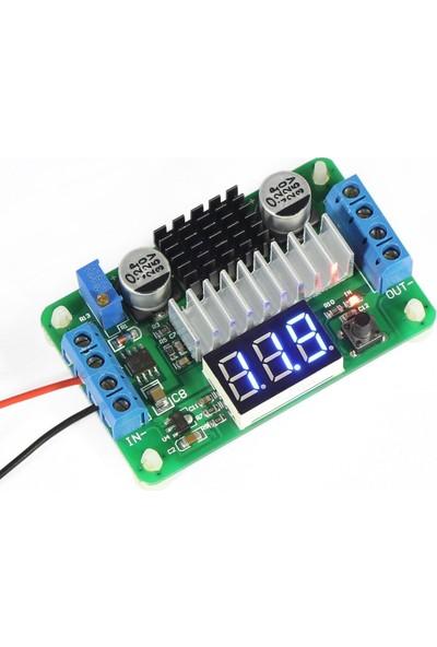 Robotzade LTC1871 Step Up Ayarlanabilir Voltaj Regulator Kartı - 3,5-30V 10A