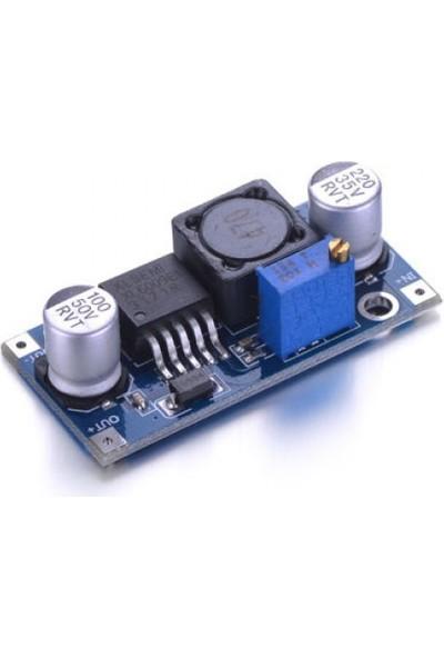 Robotzade Ayarlanabilir Step Up Boost Voltaj Regülatör Kartı - XL6009 - 4 A