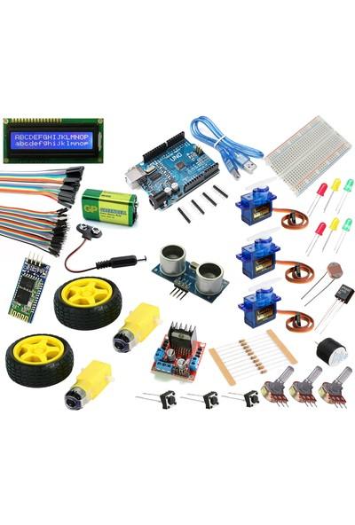 Robotzade Arduino Maker Seti