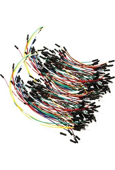 Robotzade 65 Adet Erkek-Erkek Karışık Jumper Kablo Seti