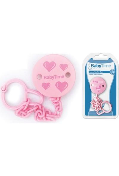 Bebe Time Desenli Emzik Askısı