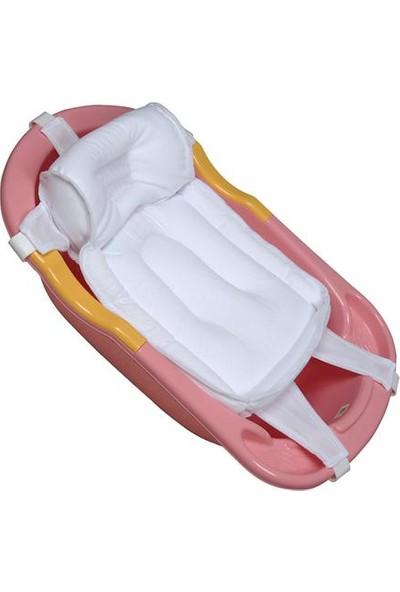 Sema Baby Köpüklü Bebek Banyo Filesi - Beyaz