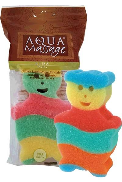 Aqua Massage Banyo Çocuk Süngeri Dada Art:663