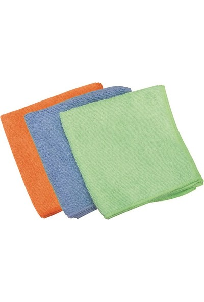 Spectre Mikrofiber Temizlik Ve Cila Bezi 3'Lü Paket ( Cam Temizleme Sıvısı Hediye ! )