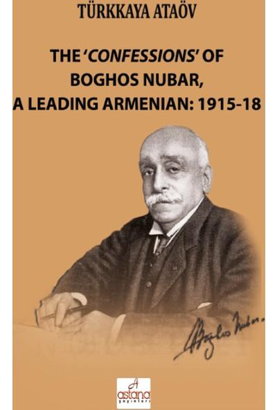 The 'Confessions' Of Boghos Nubar