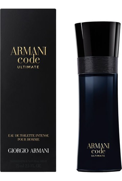 Giorgio Armani Code Ultimate Edt 75 Ml Erkek Parfümü