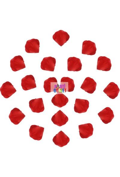 Partioutlet Gül Yaprakları Kırmızı