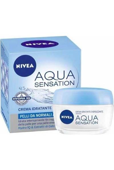 Nivea Visage Aqua Sensation Gündüz Kremi