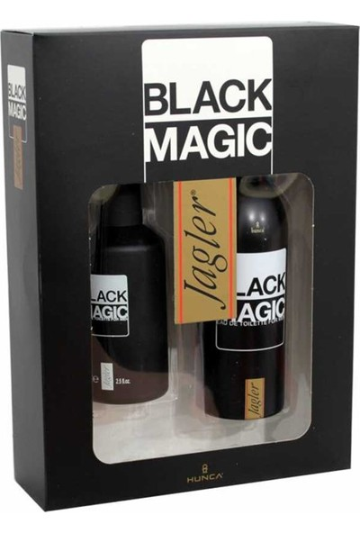 Black Magic Erkek Parfüm + Deodorant