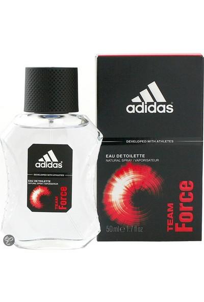Adidas Team Force Erkek Parfüm 50 Ml