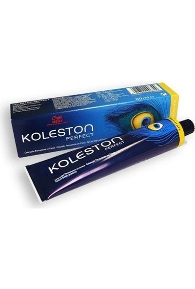 Wella Prof. Koleston Perfect Tüp Boya 9-0