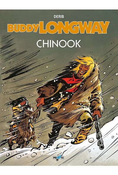 Buddy Longway - Chinook