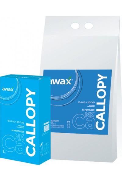 Awax Callopy Nk'Lı Meyve Ve Bitki Geliştiren Toz Gübre 1 Kg