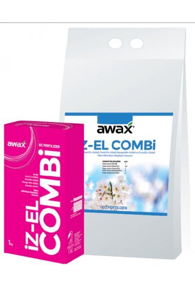 Awax İzel Combi Bitki İz Element Eksikliği Gideren Toz Gübre 10 Kg