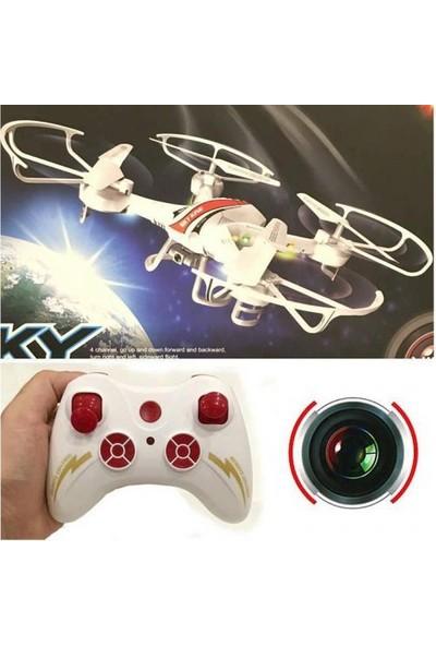 Clifton Sky Kıng Drone Kameralı Rc Drone 6 Axis