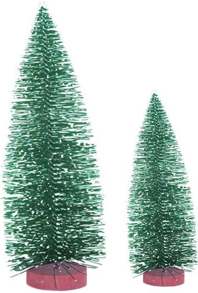 Partioutlet Yılbaşı Karlı Çam Ağacı