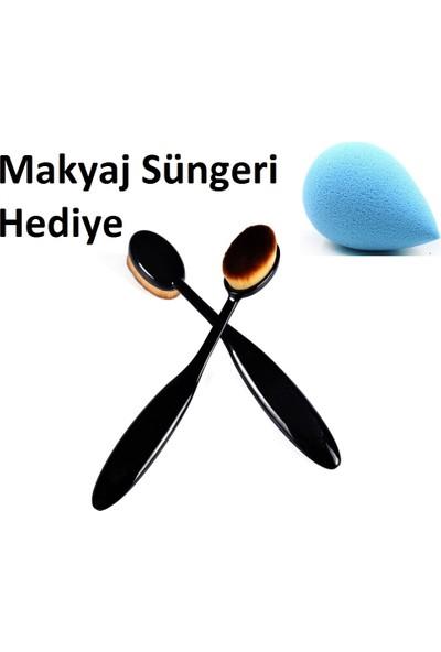 Virtual Tekli Oval Kaşık Makyaj Fırçası