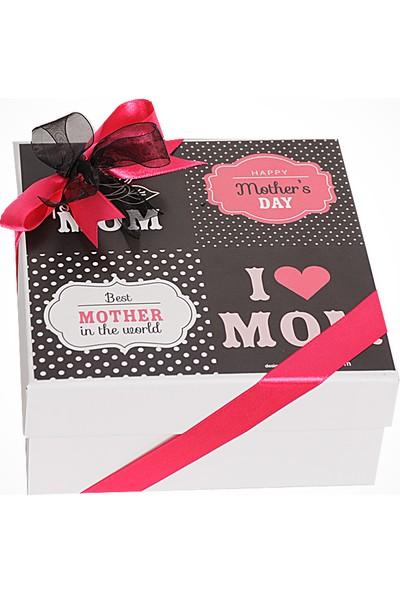 Chocchic Annemi Seviyorum Anneler Günü Çikolatası