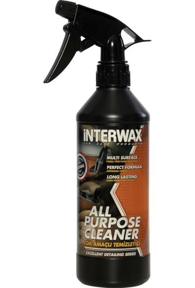 Interwax Çok Amaçlı Temizleyici (Koltuk & Döşeme) 500 Ml