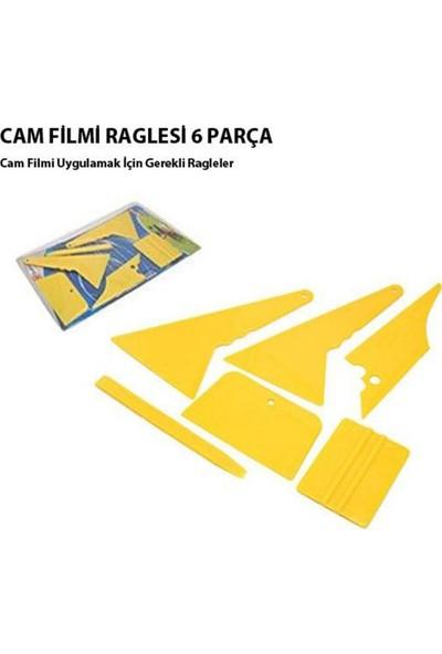 Nettedarikcisi Cam Filmi Çekme Ragle Seti 6 Parça
