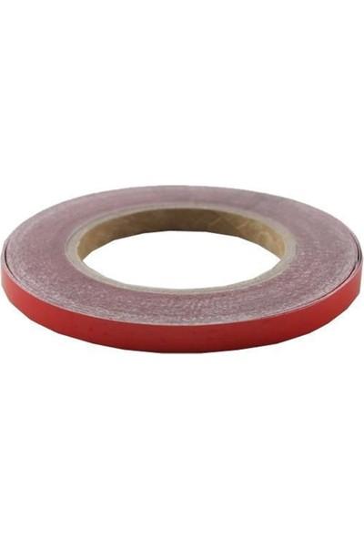Nettedarikcisi Fosforlu Reflektif Bant 1 Cm * 25M Kırmızı