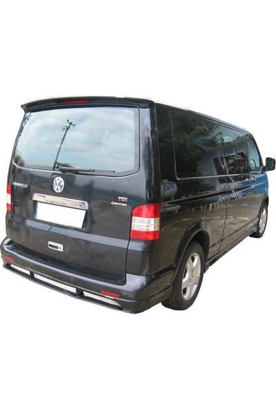 Spider Volkswagen T5 Multivan Spoiler Bagaj Gt Model 1 2003-2010 Modeller