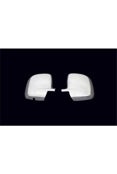 Spider Fiat Fiorino Ayna Kapağı 2 Parça Abs Krom 2008 Üzeri Modeller