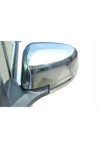 Spider Ford Courier Ayna Kapağı Abs Krom 2 Parça 2014 Üzeri Modeller