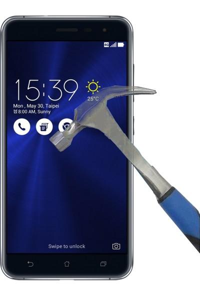 Teleplus Asus Zenfone 3 ZE552KL Temperli Cam Ekran Koruyucu Cam Ekran Koruyucu