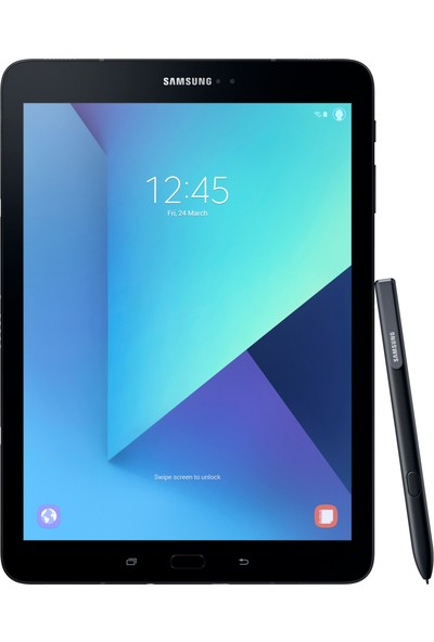 "Samsung SM-T827 32GB 9.7"" UHD 4.5G Tablet - Siyah"
