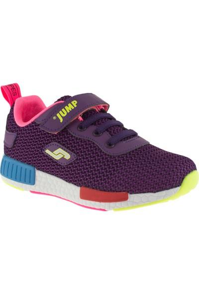 Jump 15689 Mor Çocuk Spor Ayakkabı
