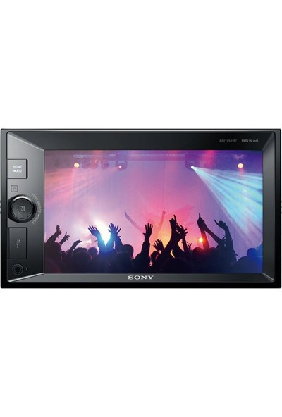 Sony XAV-V631 BT 4x55 Bluetooth NFC USB Oto Multimedya Teyp