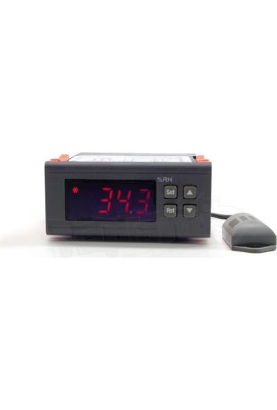 Ringder Dijital Nem Kontrol Termostatı Higrostat