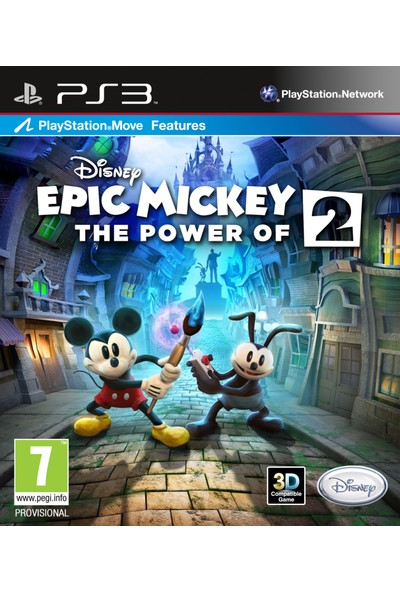 Disney Epic Monkey Ps3