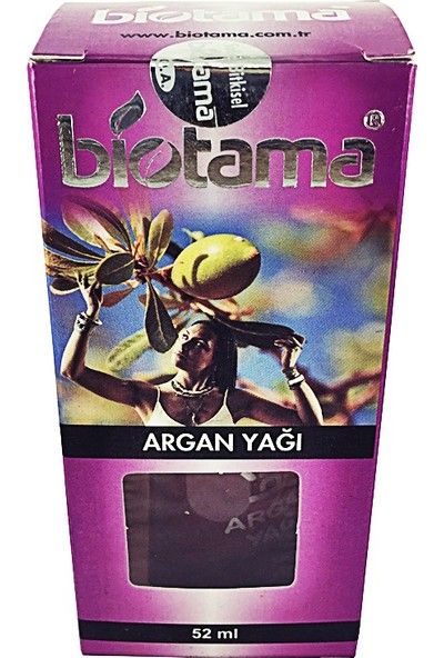 Biotama Argan Yağı