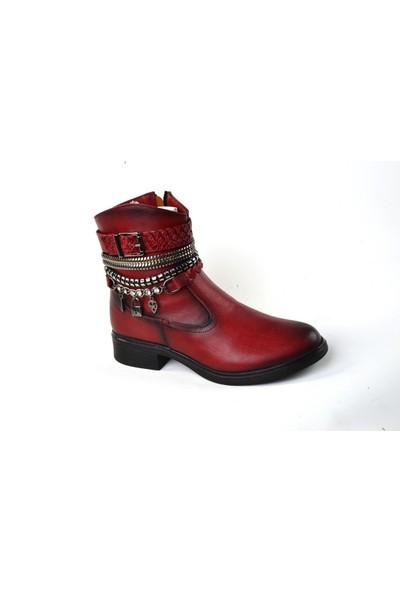 Aceka ZN 151 Bayan Bot Ayakkabı
