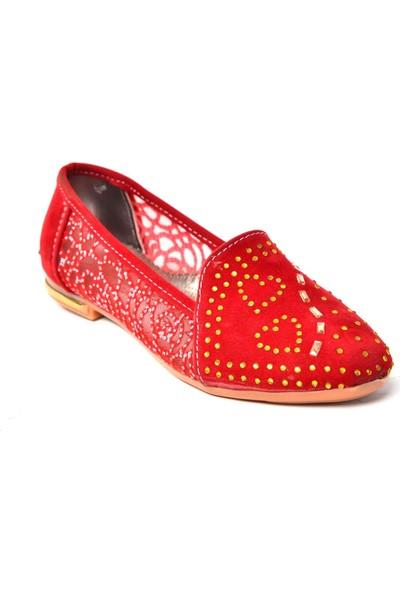 Hazal Ft 233 Günlük Kız Çocuk Babet Ayakkabı